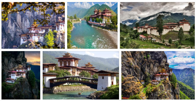 Bhutan Energy and Environment Facts