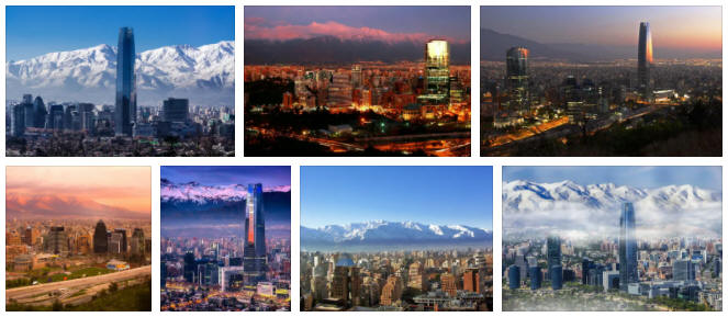 Chile Energy and Environment Facts