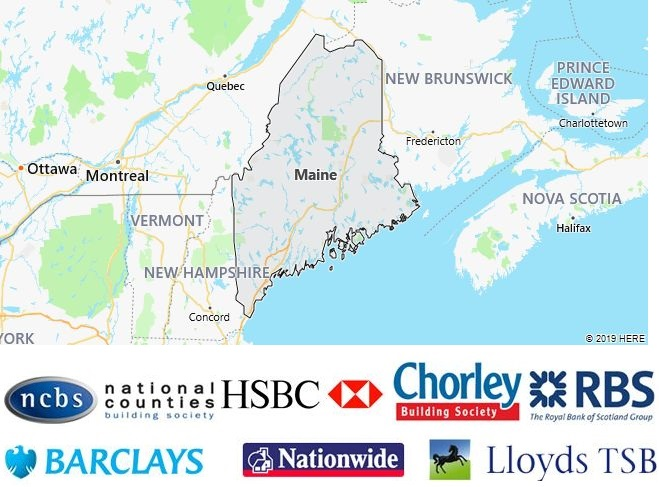 Mortgage Lenders in Maine
