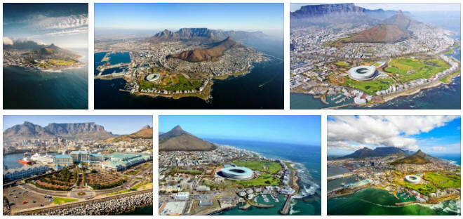 South Africa Energy and Environment Facts