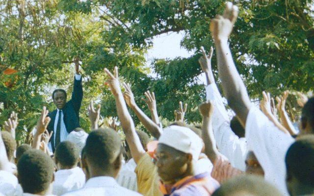 CCM election campaign