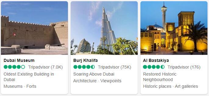 Dubai Travel Information
