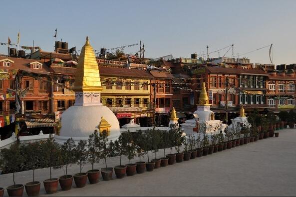 Nepal Bodhnath stupa