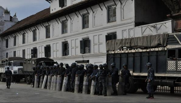 Nepal Security guards