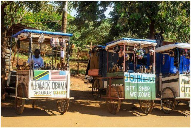 Tanzania's cityscape