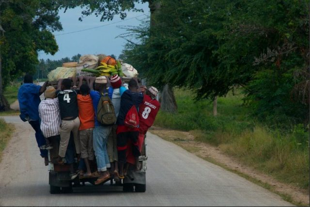 Traffic safety in Tanzania