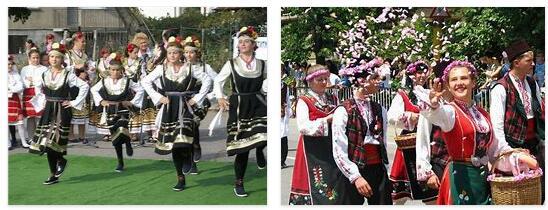 Bulgaria Culture