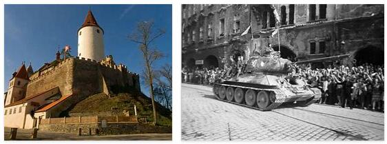 Czech Republic History