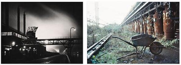Heavy industry in Belgium