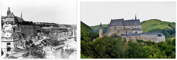 Luxembourg History