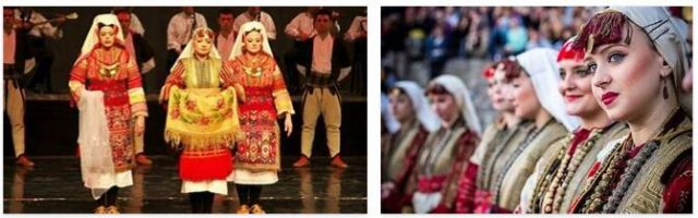 Macedonia Culture