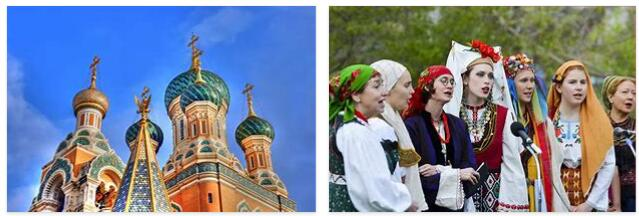 Russia Culture