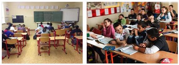 Slovakia Education