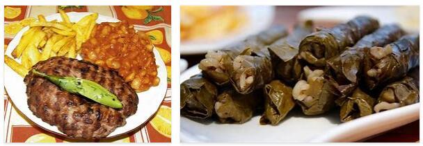 The Serbian national dish