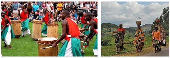 Burundi History
