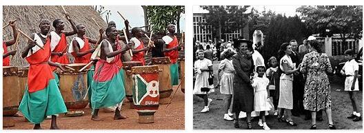 Burundi Overview