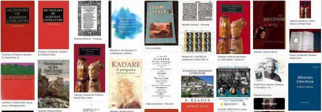 Albania Literature