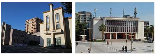 Albania Theater