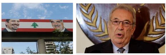 Lebanon Politics and History